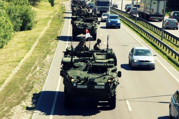 Kaip atgrasyti Rusiją: naujasis kariuomenės vadas jau turi planą, o JAV siūlo didinti paramą Lietuvai