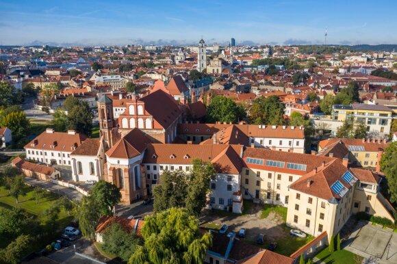 Bernardinų vienuolynas