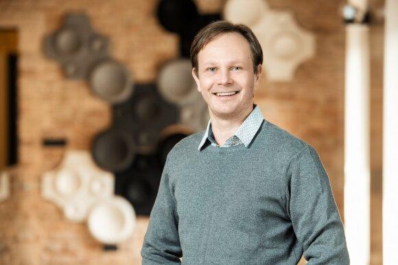 Dr. Eigirdas Žemaitis, ISM Skaitmeninio verslo ir inovacijų programos vadovas