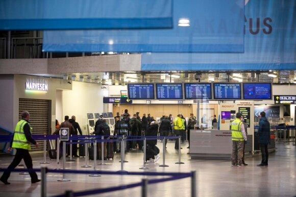 Lietuvos oro uostai pandemijos akivaizdoje: derasi dėl krypčių atvėrimo, buvo daugiau neįleistų keliautojų
