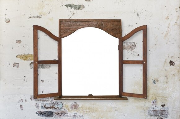 Darau pats: 7 būdai, kaip senam langui suteikti naują gyvenimą
