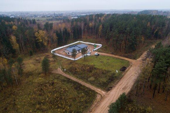 Dalios Grybauskaitės namas