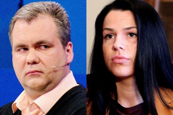 Andrius Ūsas ir Laimutė Stankūnaitė