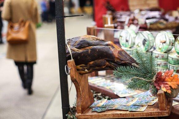 Baltijos maisto ir gėrimų paroda BAF 2018