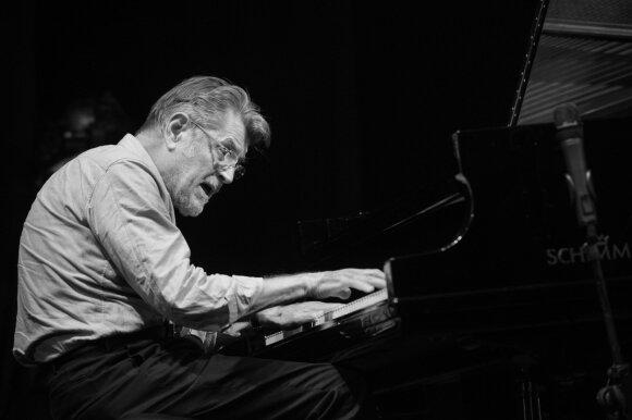 Pianistas Alexander von Schlippenbach