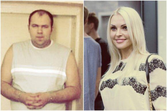 Aurelijus Perminas ir Skaistė Steikūnaitė