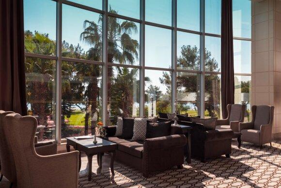 Отель в Турции, где помимо солнца предлагается комфорт и роскошь