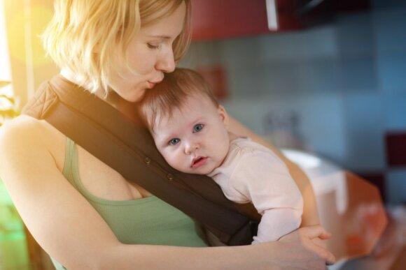 Mamų klaidos, kurių pasekmės – stresas ir nuovargis: patarė, kaip to išvengti