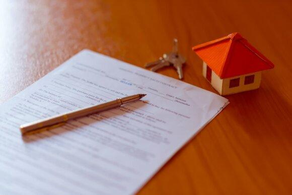 Skolintis būstui tampa vis brangiau: NT analitikas nerekomenduoja eiti į banką