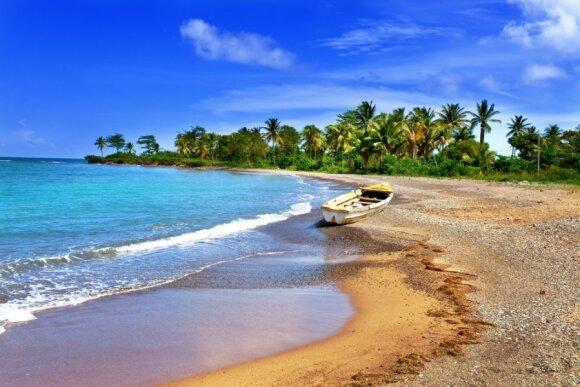 Jamaikos paplūdimys