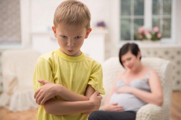 Sunkiausias išbandymas tėvams, kai šeimoje auga daugiau kaip vienas vaikas