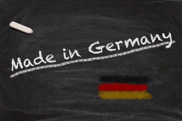 Pagaminta Vokietijoje
