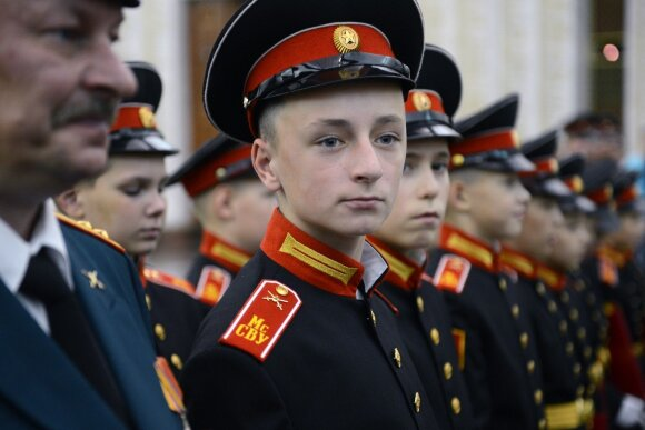 V. Putinas išsitraukė naują ginklą: rengiamasi žūtbūtiniam karui