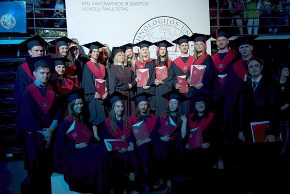 KTU diplomai