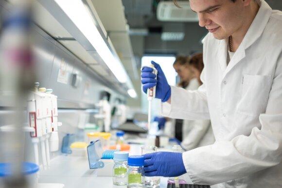 Chemijos laboratorija