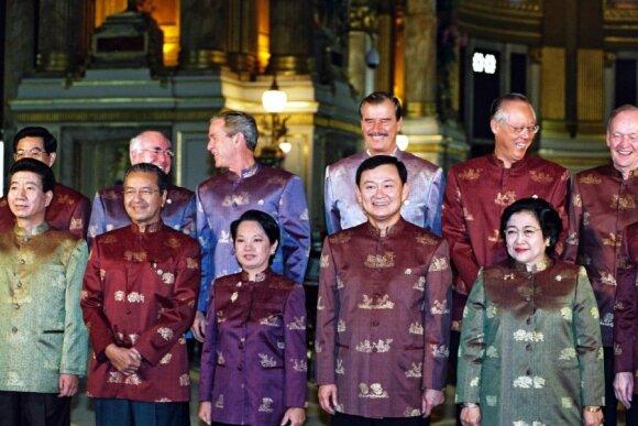 APEC 2003 m. Tailandas
