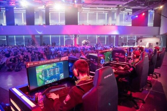 kompiuteriniai žaidimai, GameOn nuotr.