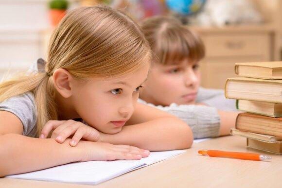 """""""Kalėte"""" mintinai jūs, šitaip mokytis patariate ir savo vaikams: mokytoja pasakė, kodėl toks būdas netinkamas"""