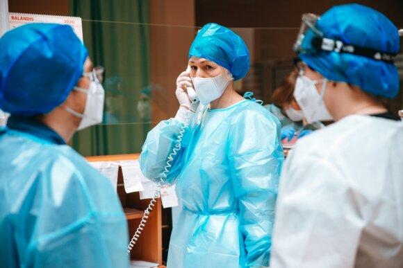 Skambina pavojaus varpais: po kelerių metų Lietuvoje pasigesime šių sveikatos specialistų