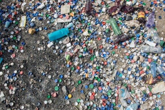 Plastiko atliekos