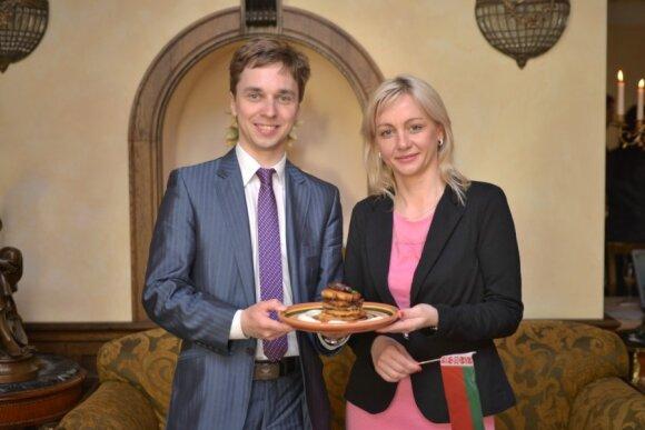 Užsienio šalių atstovai ir lietuviškos virtuvės meistrai ieškojo bendrų kulinarinių sąsajų
