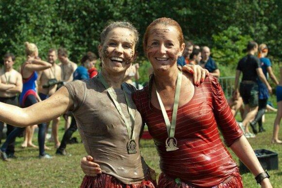 Purviniausias vasaros bėgimas kviečia įveikti baimes
