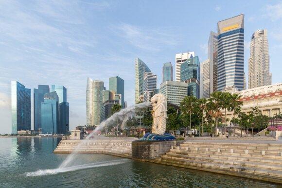 Egzotiškoji kryptis – Singapūras: kas bendra tarp milžiniško megapolio ir Anykščių?