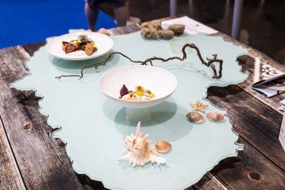 Baltijos šalių kulinarijos konkurse Lietuvos komanda iškovojo sidabrą