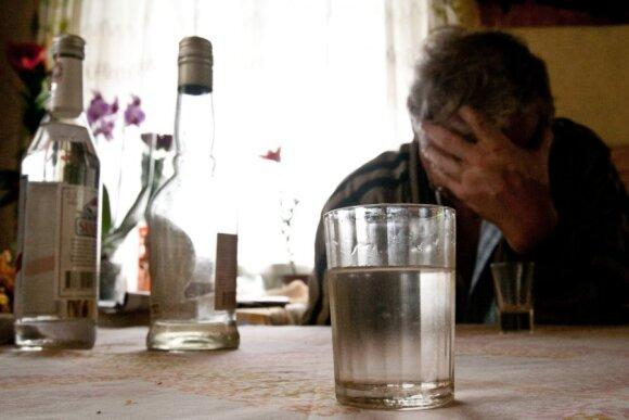 Uždrausta prekė: dėl jos vyrai iš namų tempia paskutinį maistą