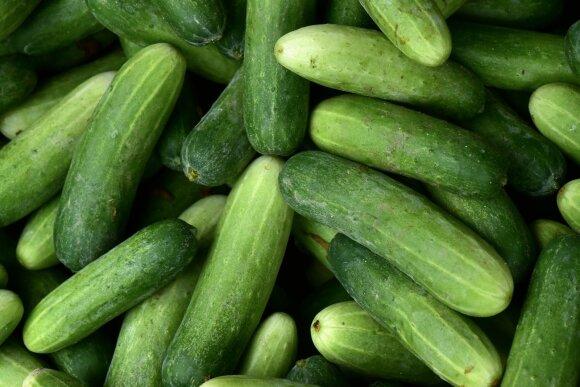 5 priežastys, kodėl apkarsta agurkai