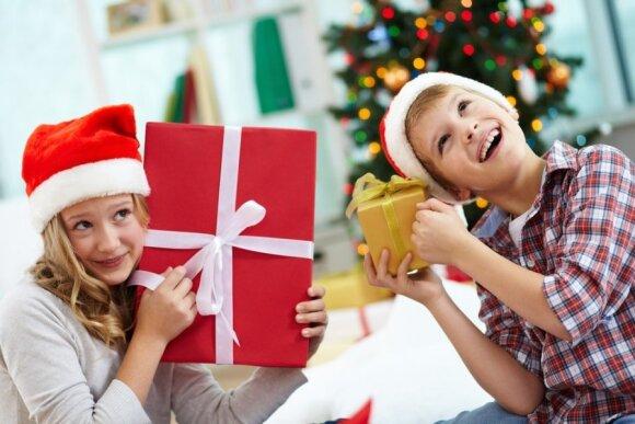 TOP 20 kalėdinių dovanų vaikui