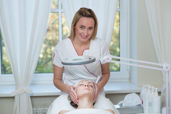 Kietas riešutėlis: kaip kosmetologė per mėnesį padarė tai, ko kiti nesugebėjo per metus
