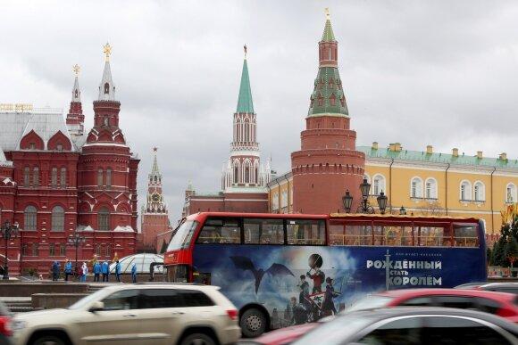 Rusijai sunkiai sekasi įgyvendinti didžiąją Putino svajonę
