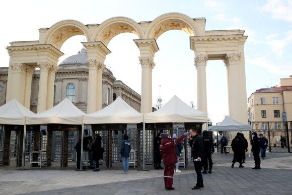 PSO Baltarusijoje ragina ruoštis blogiausiam scenarijui: juokai baigti