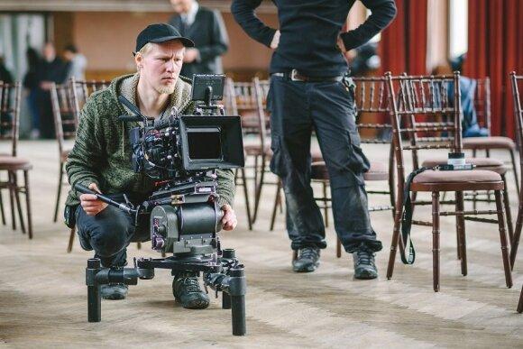 Nova Lituania filmavimas