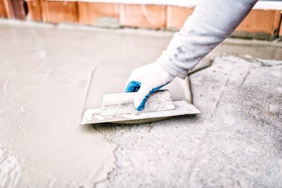 Nusprendėte statytis namą: kokias medžiagas rinktis, kad pastatytumėte tvirtus ir kokybiškus pamatus?
