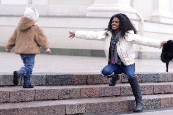 Lietuvoje gyvenanti etiopė – atvirai apie meilę, ašaras ir tris vaikus