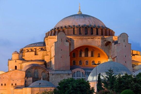Šv. Sofijos soboras Stambule