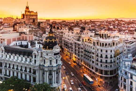 Sveiki atvykę į Madridą: ilgas sąrašas dalykų, kurių negalite daryti
