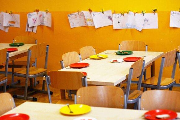 Įvertino maisto pokyčius darželiuose ir mokyklose: nors tėvai piktinosi, rezultatai džiugina