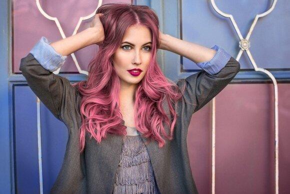 7 madingiausios spalvų dažymo tendencijos