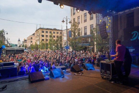 """Festivalis """"Sostinės dienos"""" 2019 (Foto: Andrius Mažeika)"""