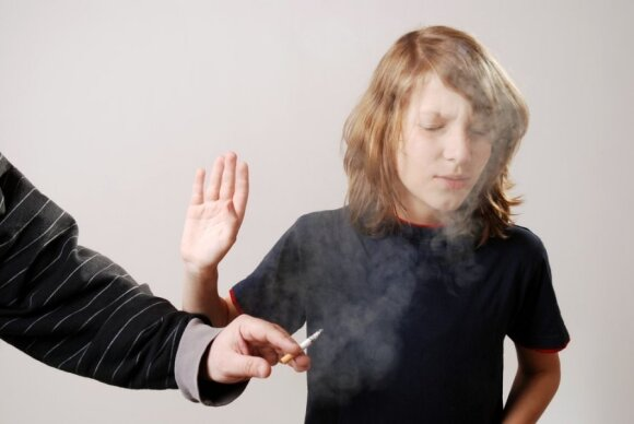 7 dalykai, kurie sukelia plaučių vėžį, bet nėra rūkymas