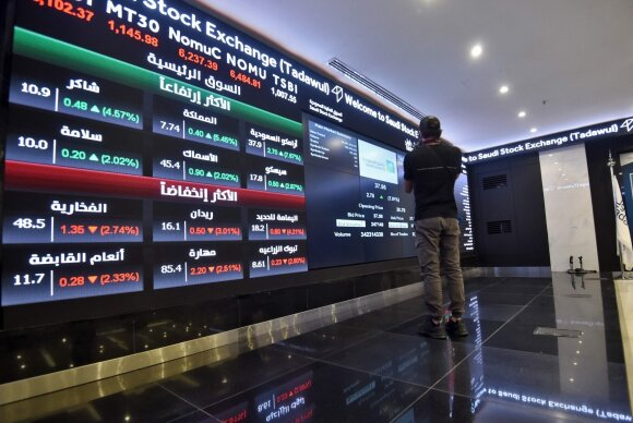 Saudo Arabijos ir Rusijos kainų kare laimi visai ne šios šalys