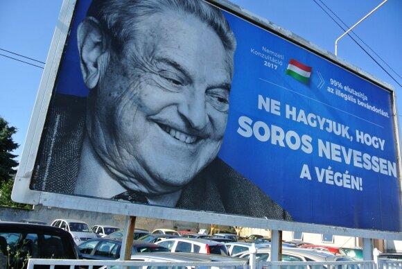 """Почему крайне правые считают Сороса злодеем и при чем тут """"еврейский заговор""""?"""