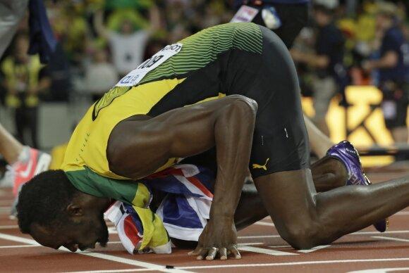 Pasaulio lengvosios atletikos čempionato 100 m finalas