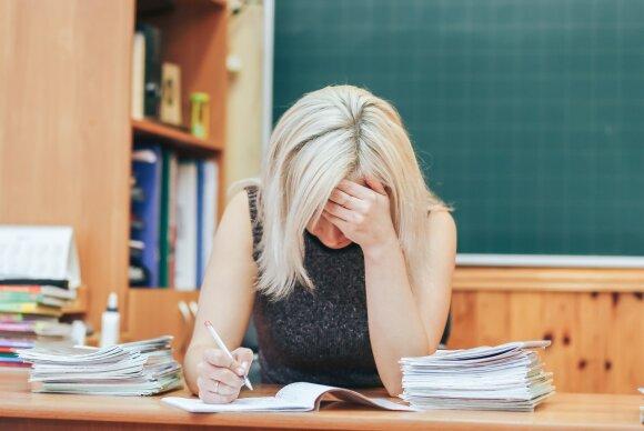 Situaciją Lietuvos mokyklose vadina dramatiška: siūlo kuo greičiau atsigręžti į Azijos šalis