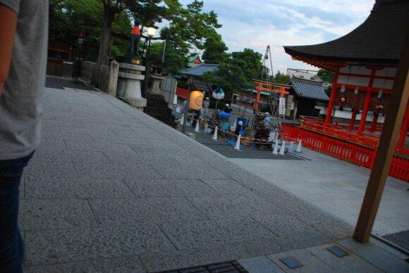 Sužavėjo Japonijos tvarka: čia kelininkai ir statybininkai dirba lyg operacinėje