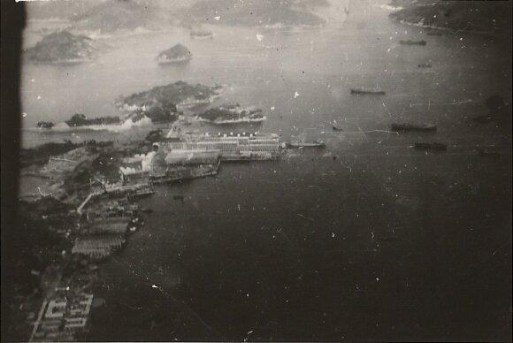 Nagasakio uostas