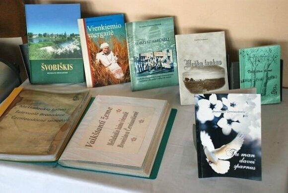 Bronislavos Černiauskienės knygos